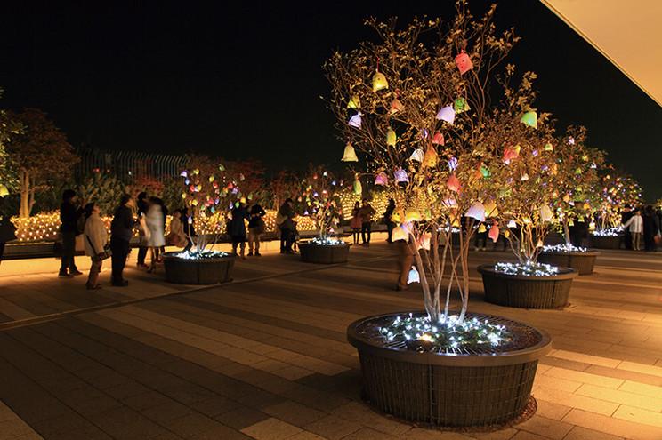 箱根ナイトミュージアム Night At The Hakone Open Air Museum
